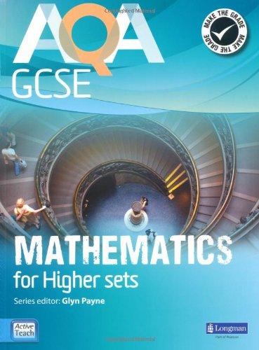 edexcel gcse maths higher textbook pdf